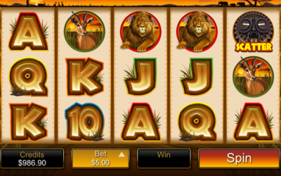 Create Priding Moment With Lions Pride Slot